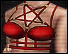 ♔ Harness Gold&Red