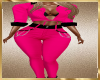 C39 Hot Pink Full Outfit