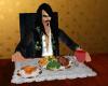 Steak Dinner Animated