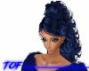 Classy Blue Hair