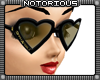 DA5 Heart Sunglasses