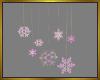 Hanging Snowflakes Multi