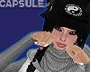 ᴄᴀᴘ | Style18. avi