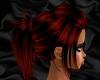~UF~ Red Ponytail