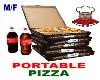Pizza Boxes Portable M/F
