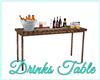[BM]Drinks Table
