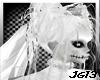 Ghost Tiara Veil