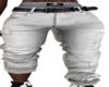 Leg Up White Jeans