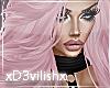 ✘Lucille Pink Hair