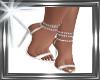 ! white angel heels