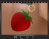 Strawberry Earrings v2