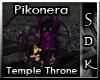 #SDK# Piko Temple Throne