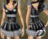 Talulah Dress (blk)