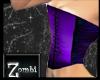 [Z]Purple Bustier