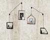 His Loft Art/Shelves