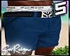 ! Chino Shorts Navy