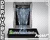 !Modern Zen fountain