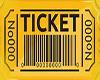 ticket  sorteo