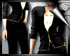 d3✠ Black Elegant Suit