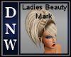 Ladies Beauty Mark