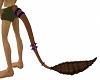 Oto's ALERT lion tail