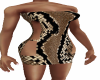 Snake Skin Muse Dress 2