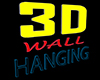 3D WALL HANGING
