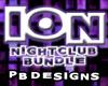 PB Ion Nightclub Bundle