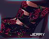 ! Sparkle Rose Boots