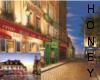 *h* Paris Streets Bkgrnd