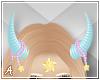 A| Pastel Star Horns