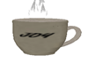 steaming cup (joys)