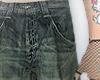 old denim jeans