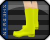 [SW] Yellow boots