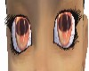 Goat eyes for females