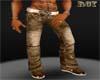 (ROY) brown pants