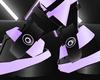 BB! Space Shoes Purple