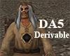 (A) Scarecrow Rocker