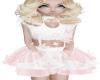 Child Beth Dress Pink