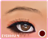 ♡ Brows V4 l brown