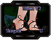 Skogsrå Shoe F V2