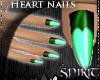 *S* Lush Green Heart