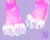 QUARTZ Iridescent Claws