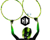 green rave hoops