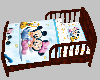 Mickey n Pals ToddlerBed
