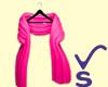 VS - Acrylic Shawl Rose