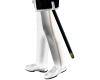 Officer / Tux Pant White