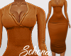 ṩNina Dress rl Spice