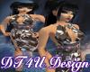 modern Oriental dress