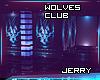 ! Wolves Club Teal
